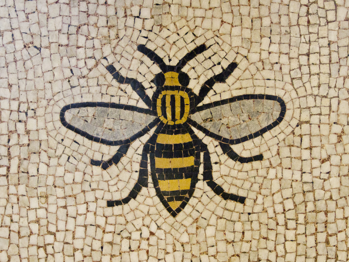 The Manchester Bee (2016) (large view)