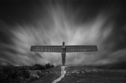 Angel of the North (2016) by Lee Furlong Art Photography