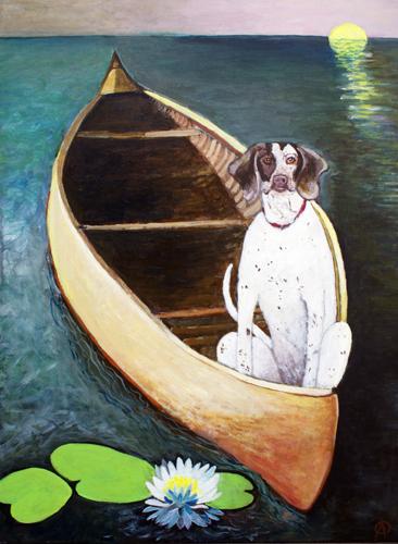 Lily's Canoe