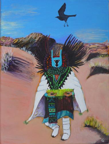 Crow Mother Kachina