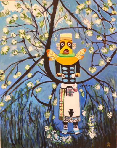 Bee Kachina