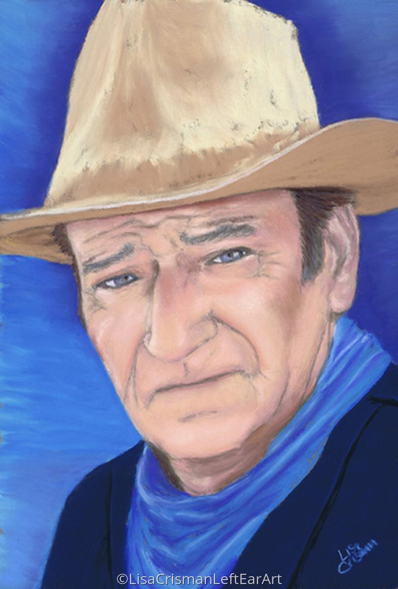 """""""John Wayne"""" (large view)"""