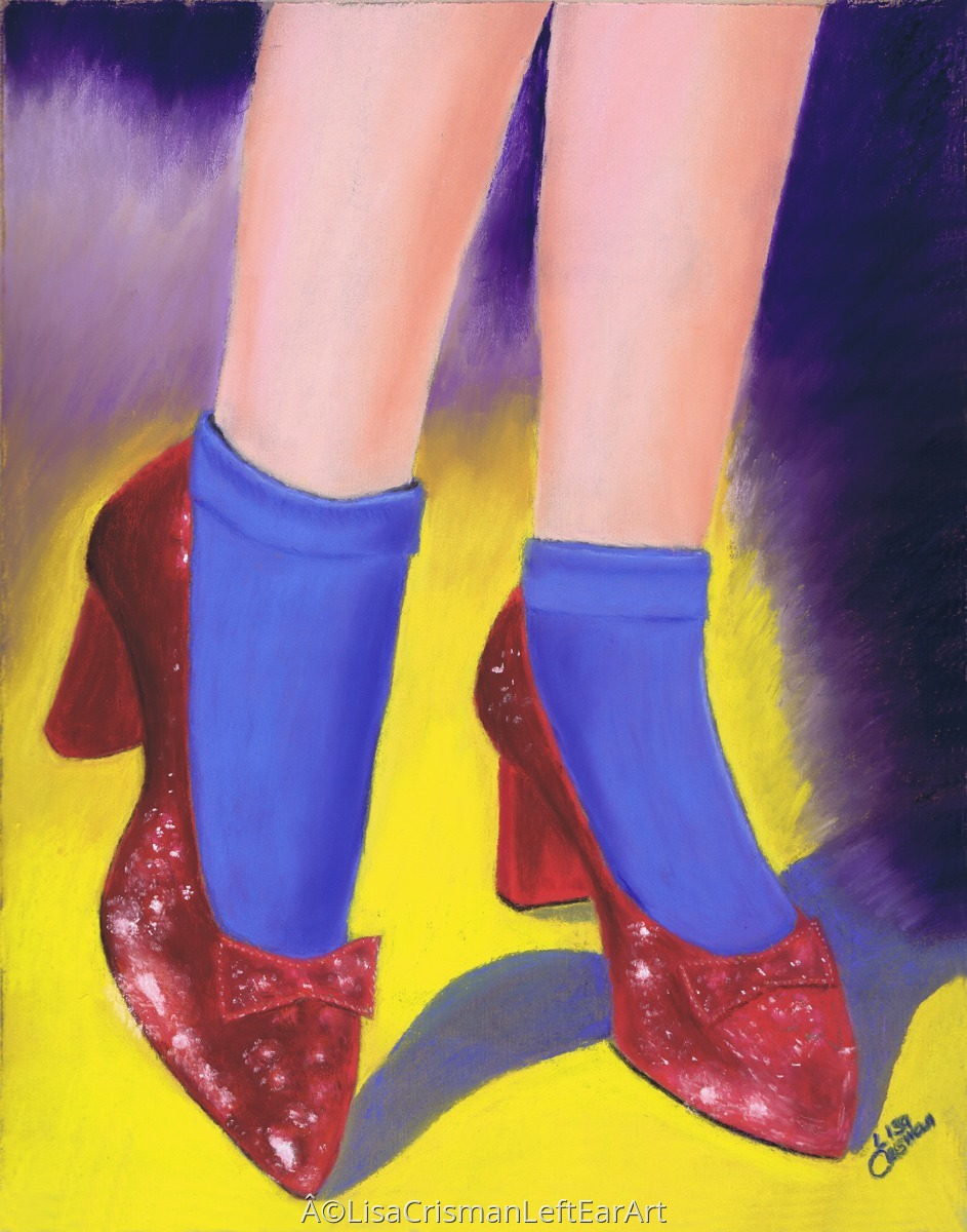 The Ruby Slippers (large view)