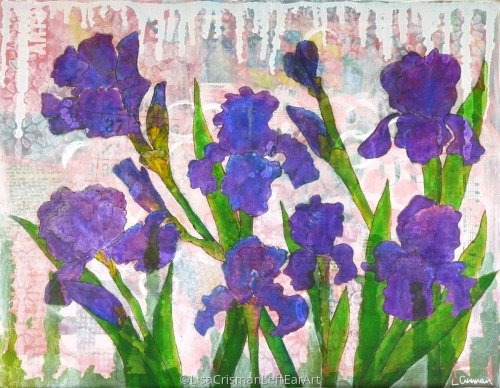 Irresistible Irises