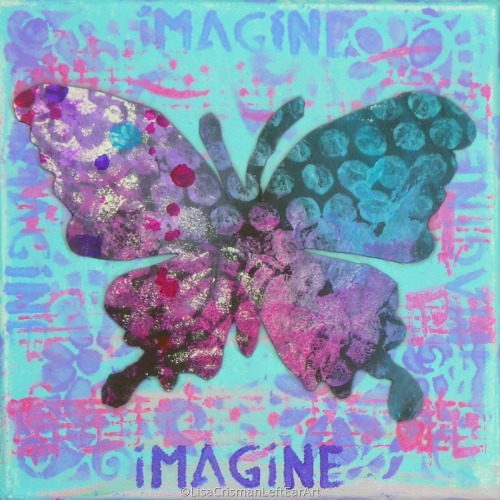 Imagine Butterfly 2