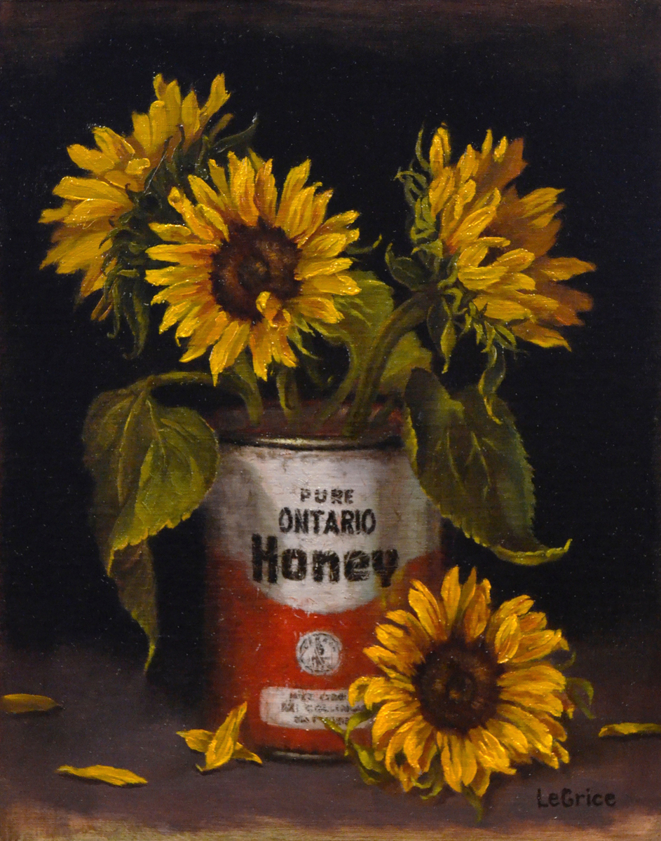 """Sunny Honey"" (large view)"