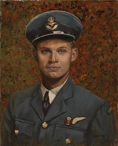Edward Glenn LeGrice DFC