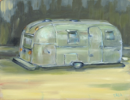 Tin Camper