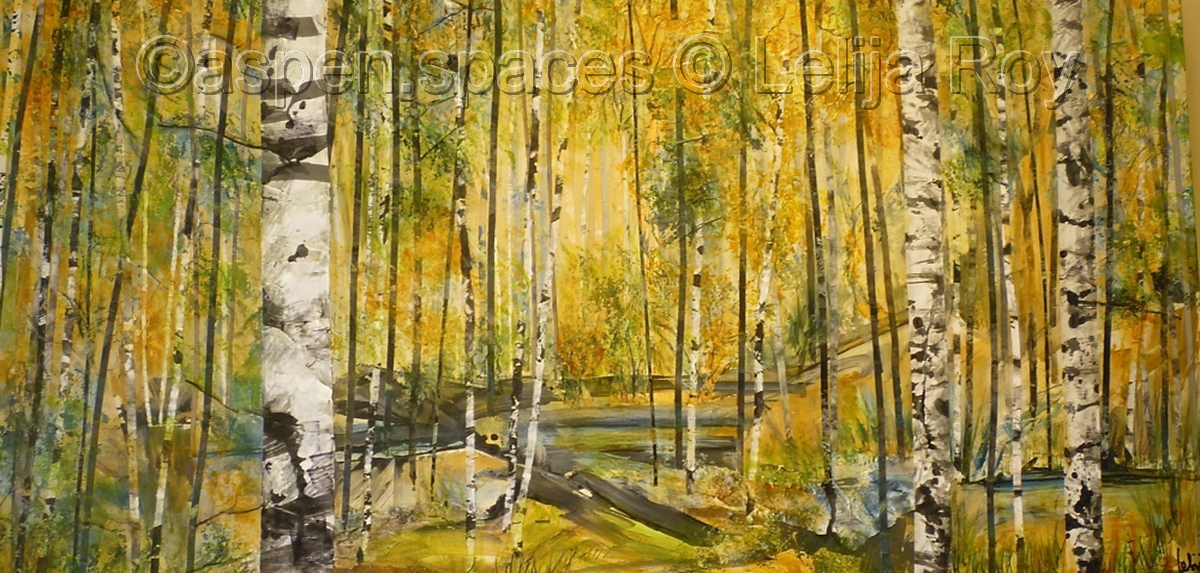 Autumn Gateway 24x48 (large view)
