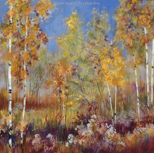 October Frolic (original or art prints)