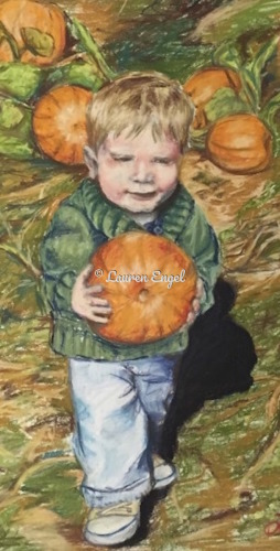 Timmy and the Pumpkin