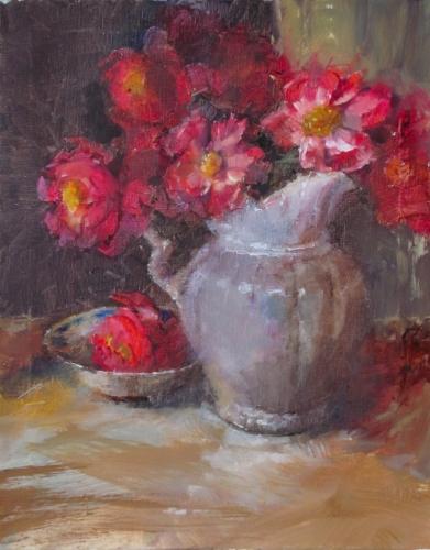 Full Bloom by Leslie Dyas