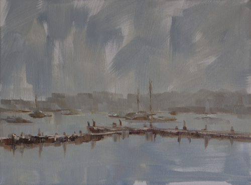 Harbor After the Storm