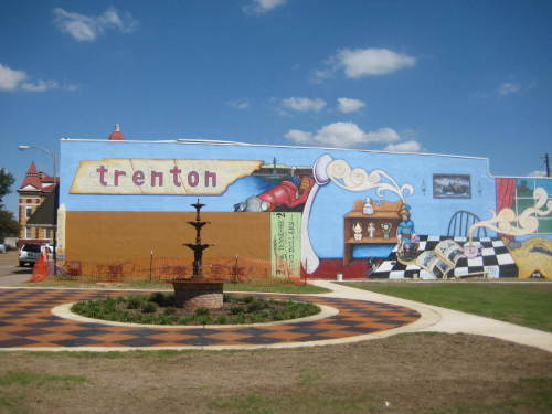 trenton history