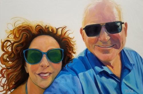 Cathy & Dan