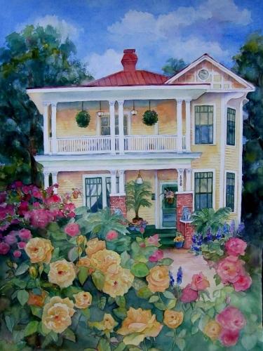 Monte Vista house