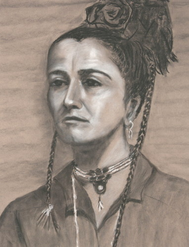 A Native Woman