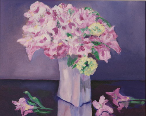 Lilac Colored Bouquet