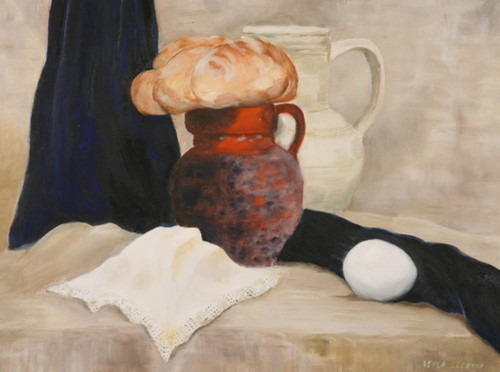 Bread and Jug