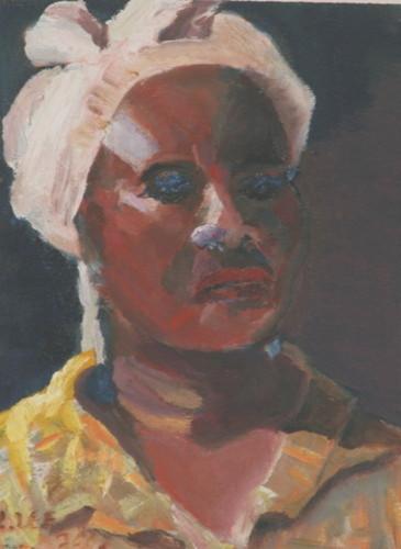 Bahamian Lady