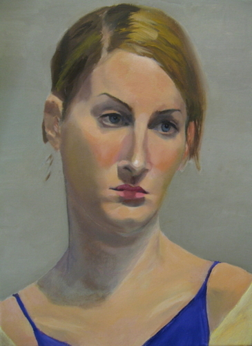 Portrait--Sarah