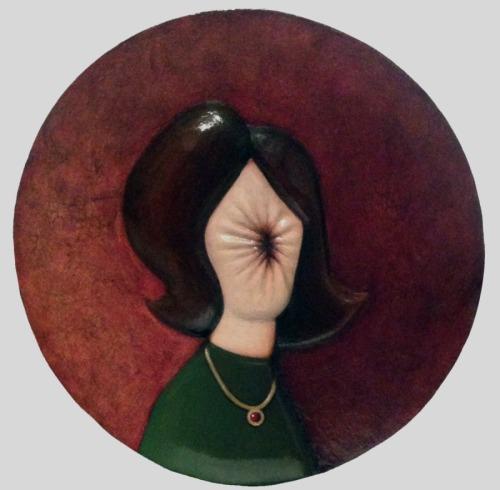 Anus Face Beth by Lauren Gardiner