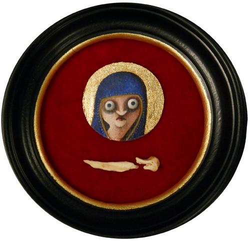 Menatlly Unfit Saint: Miriam (large view)