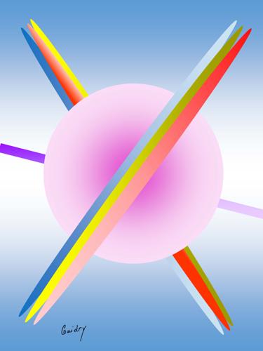 Digital Cosmic Image 5