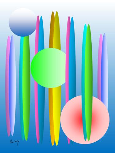 Digital Cosmic Image 4