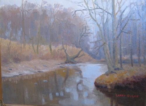 The Elizabeth River, Union, NJ