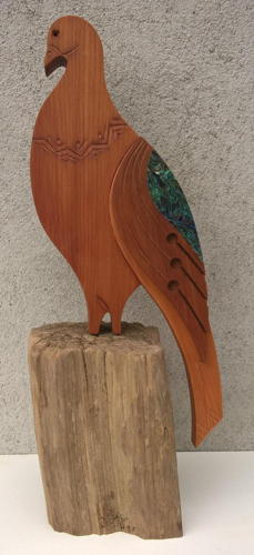 Wood Pidgeon (Kereru)
