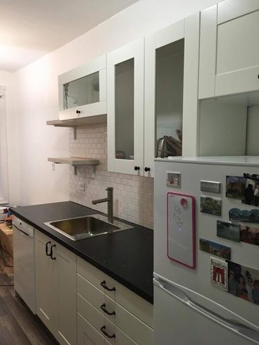 Bronx (New York apt) Kitchen
