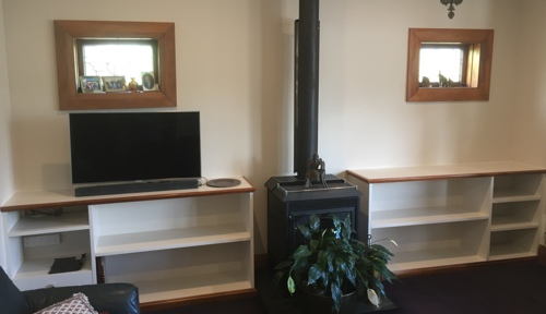 Two Piece TV Cabinets