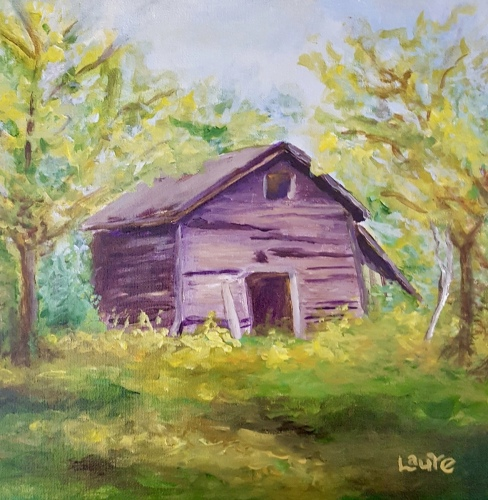 The Shack [$44 for a giclee]