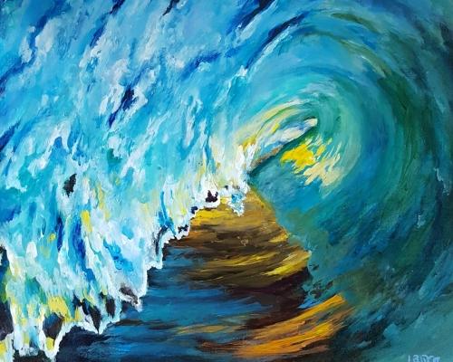 Big Wave $300.00