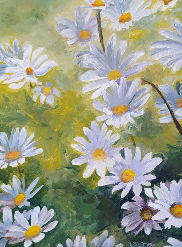 Dreamy Daisies [$35 for a giclee]