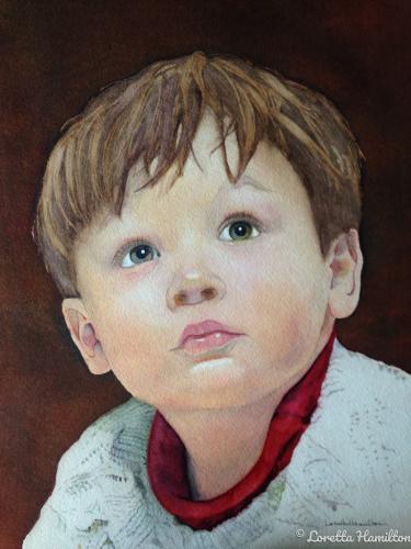 The Age of Innocence by Loretta Hamilton