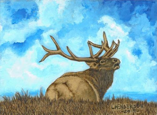 Big Sky Siesta by Loren Henderson