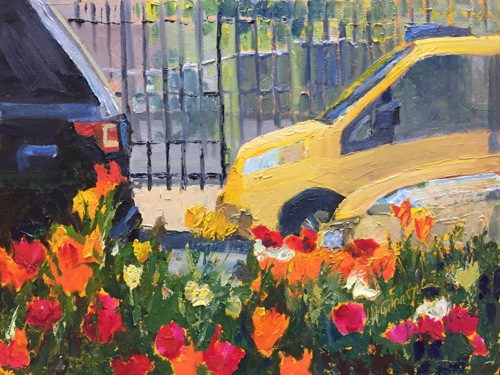 Taxis and Tulips