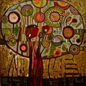 Golden apple tree (thumbnail)