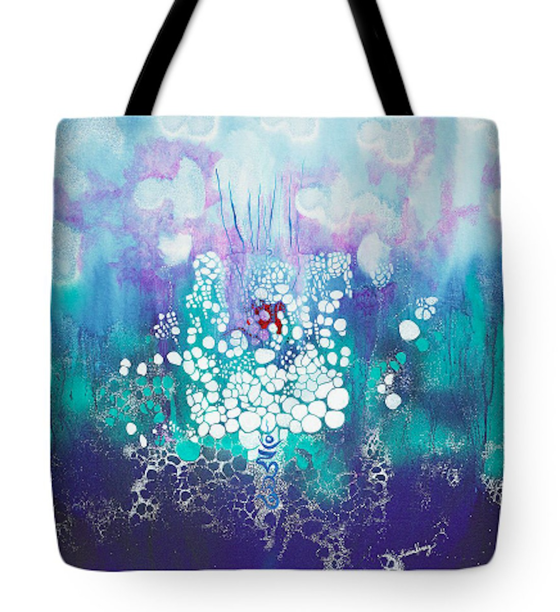 HUM Tote Bag (large view)