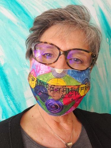 Face Mask Wearer