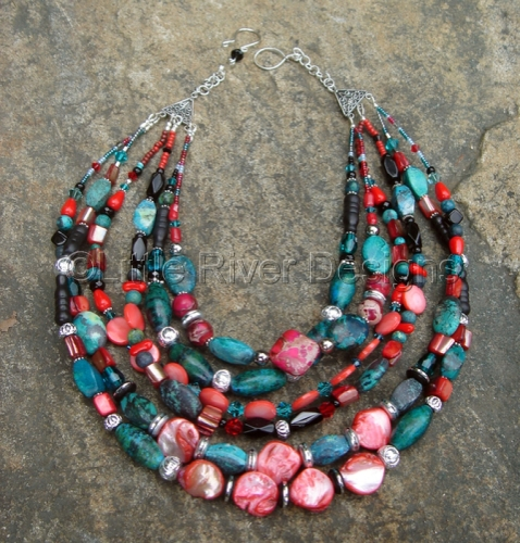 Baja Necklace
