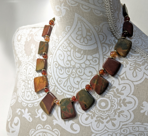 Autumn Color Necklace