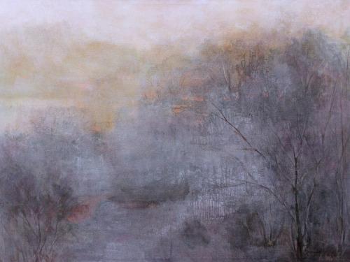 Morning Mist by Lillian Winkler