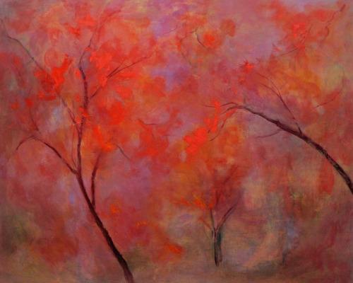 Autumn Brilliance by Lillian Winkler