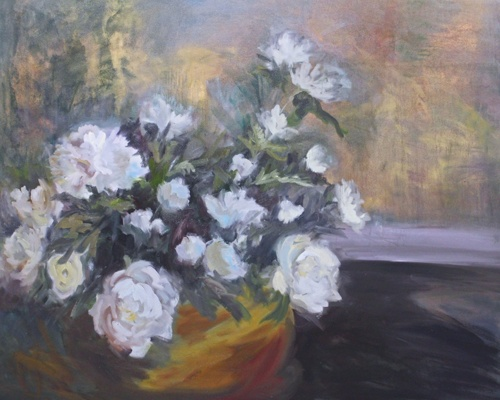 Peonies revisited