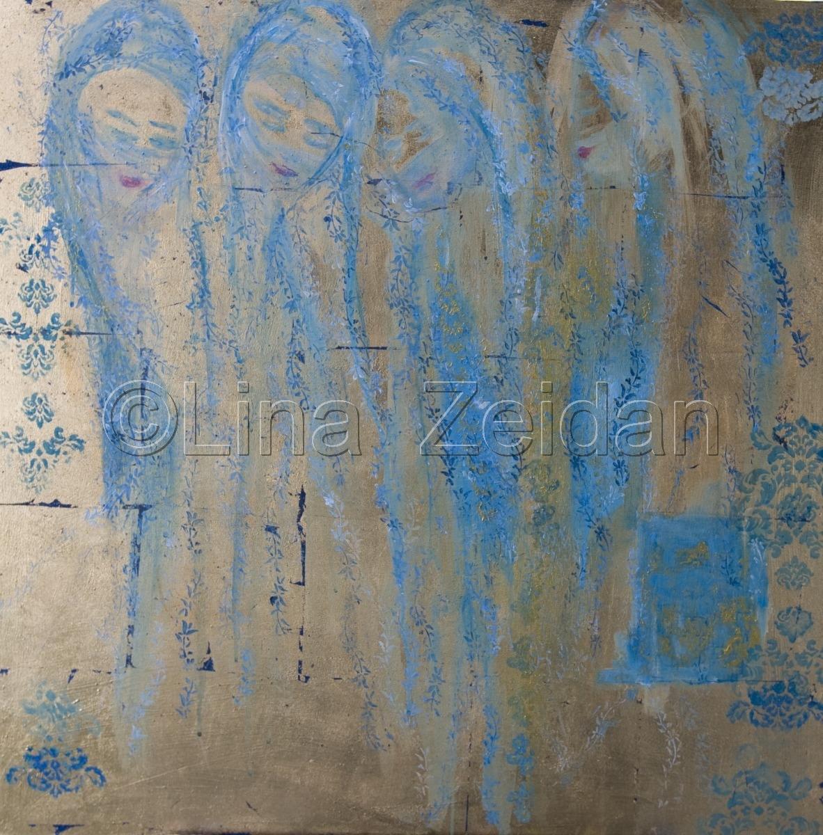 three women, harem (large view)