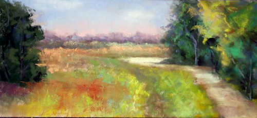 Path by Linda Coulter