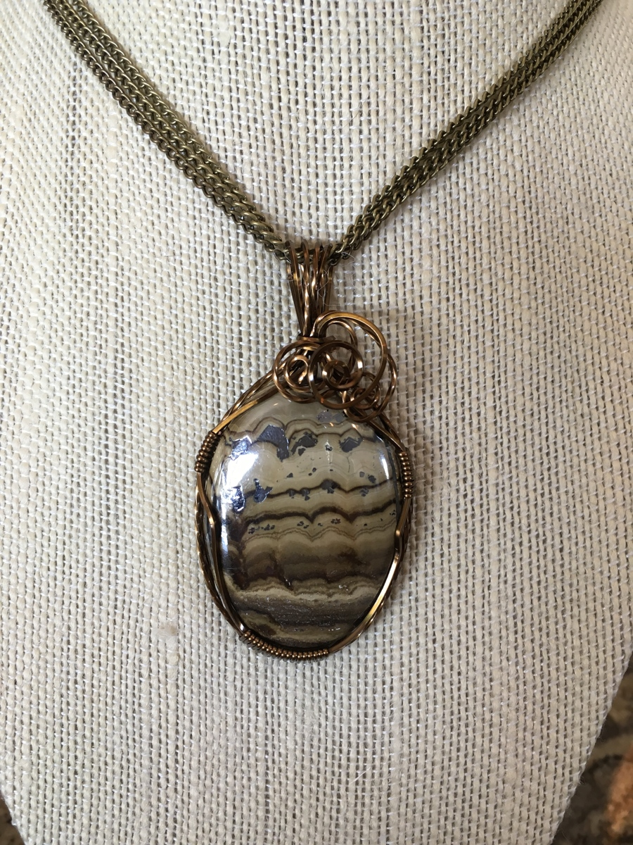 Stromatolite (large view)